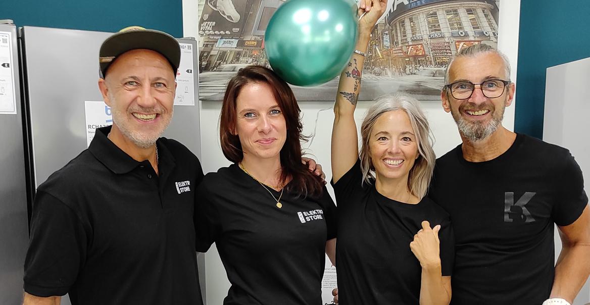 Das OSF Fachhandelskonzept wächst weiter und kommt nun auch nach Würzburg
